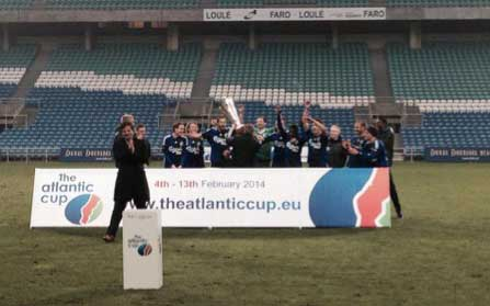 The Atlantic Cup winners 2014, FC København