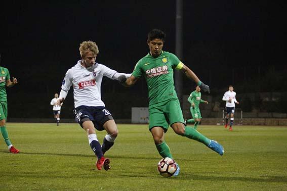 Beijing Guoan FC-AGF Aarhus