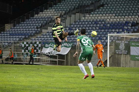 Hammarby IF-Shamrock Rovers FC