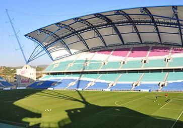 The Estadio Algarve